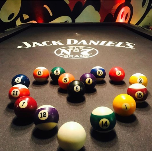 Home - Nearest bar with pool table